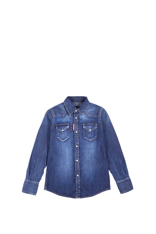 DSquared2 Kids DQ02DGTDQ001QDQ01